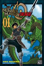 Couverture Monster Hunter Orage
