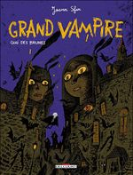 Couverture Quai des Brunes - Grand vampire, tome 4