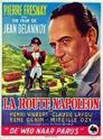 Affiche La route napoléon