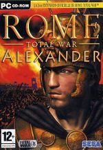 Jaquette Rome : Total War - Alexander