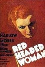 Affiche Red-Headed Woman