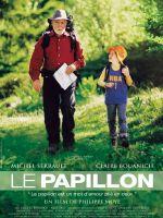 Affiche Le Papillon