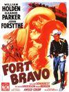 Affiche Fort Bravo