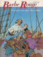 Couverture Pirates en Mer des Indes - Barbe-Rouge, tome 26
