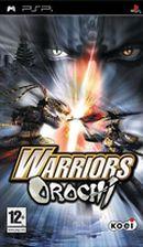 Jaquette Warriors Orochi
