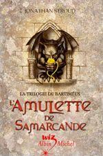 Couverture L'Amulette de Samarcande - Bartiméus, tome 1