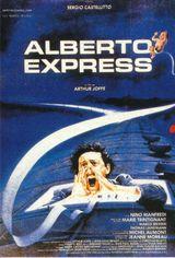 Affiche Alberto Express