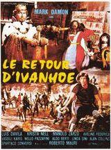 Affiche Le Retour d'Ivanhoé