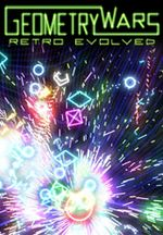 Jaquette Geometry Wars : Retro Evolved