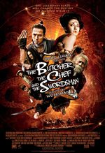 Affiche The Butcher, the Chef and the Swordsman