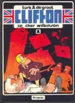 Couverture Ce cher Wilkinson - Clifton, tome 1