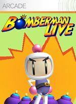 Jaquette Bomberman Live