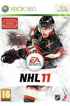 Jaquette NHL 11