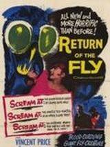 Affiche Le retour de la mouche