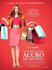 Affiche Confessions d'une accro du shopping