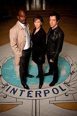 Affiche Interpol