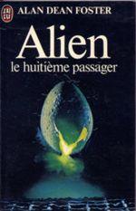 Couverture Alien : Le 8ème Passager