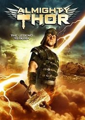 Affiche Almighty Thor