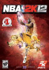 Jaquette NBA 2K12