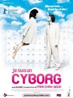 Affiche Je suis un cyborg