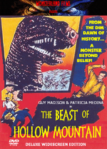 Affiche The Beast of Hollow Mountain