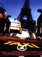 Affiche Taxi 2