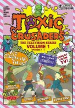 Affiche Toxic Crusaders