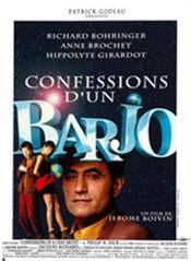 Affiche Confessions d'un barjo