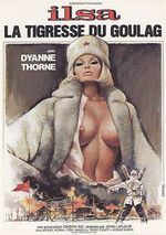 Affiche Ilsa, la tigresse du goulag
