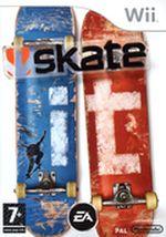 Jaquette Skate It