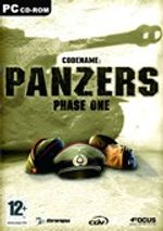 Jaquette Codename : Panzers Phase One