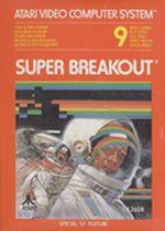 Jaquette Super Breakout