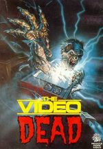 Affiche The Video Dead