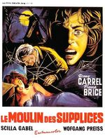 Affiche Le Moulin des supplices