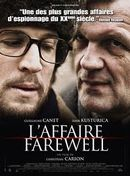 Affiche L'Affaire Farewell