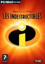 Jaquette Les Indestructibles