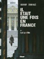 Couverture Le Petit Juge de Melun - Il était une fois en France, tome 5