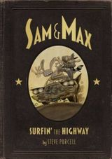 Couverture Sam & Max : Surfin' the Highway