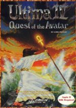 Jaquette Ultima IV : Quest of the Avatar