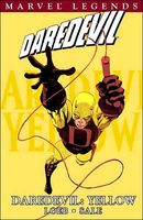 Couverture Daredevil Jaune