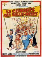 Affiche Le congrès des belles-mères