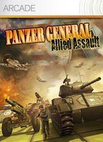 Jaquette Panzer General : Allied Assault