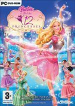 Jaquette Barbie au bal des 12 princesses