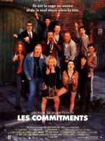 Affiche Les Commitments