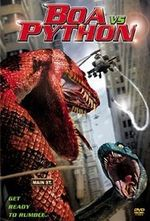 Affiche Boa vs Python