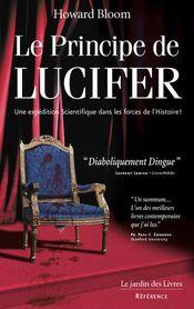 Couverture Le Principe de Lucifer