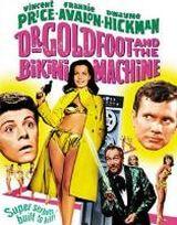 Affiche Dr. Goldfoot and the Bikini Machine
