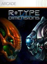 Jaquette R-Type Dimensions