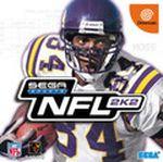 Jaquette NFL 2K2