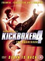Affiche Kickboxer 4